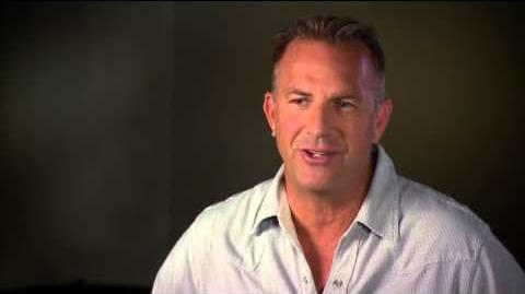 Man of Steel Interview - Kevin Costner