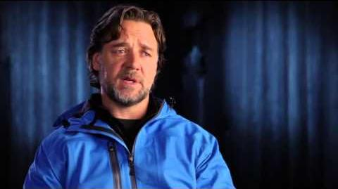 Man of Steel Interview - Russell Crowe