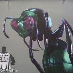 Bzzd from Green Lantern
