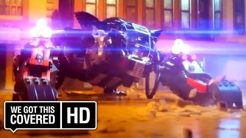 "The LEGO Batman Movie ""Everyone Loves Superman"" TV Spot HD Zach Galifianakis, Will Arnett"