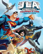 JLA Adventures - Trapped In Time