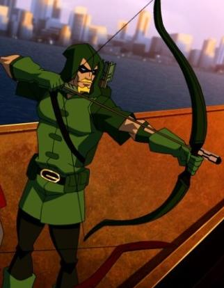 Oliver Queen (Young Justice) | DC Movies Wiki | Fandom ...