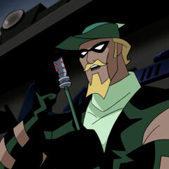 Oliver Queen (DC Animated Universe) | DC Movies Wiki ...