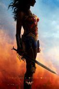 Wonder Woman Teaser Poster