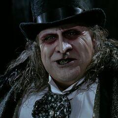 Danny DeVito as the Penguin.
