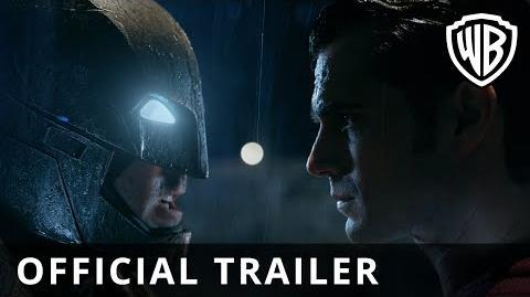 Batman v Superman Dawn Of Justice - Comic-Con Trailer - Official Warner Bros. UK
