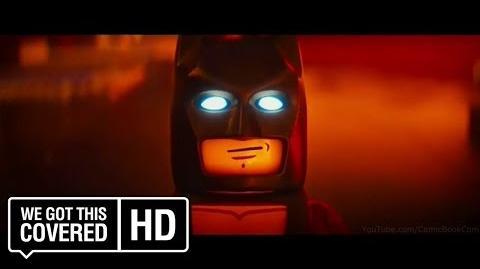 "The LEGO Batman Movie ""Spare Time"" TV Spot HD Will Arnett, Rosario Dawson, Ralph Fiennes"