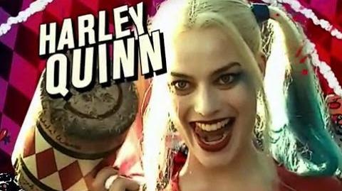 SUICIDE SQUAD TV Spot - I Finally Have Them (2016) Margot Robbie DC Superhero Movie HD