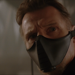 Ra's al Ghul as fear toxin spreads throughout Gotham.