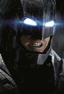 BATMAN V SUPERMAN DAWN OF JUSTICE (2016) BATMAN KEY ART