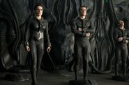 Faora-Ul, Zod and Jax-Ur