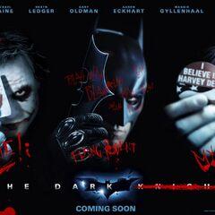 Jokerized Dark Knight Banner