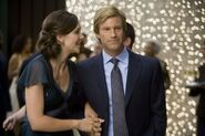 Rachel Dawes and Harvey Dent