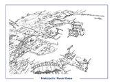 Metropolis naval base