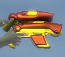Accelerated Interplanetary Pistols