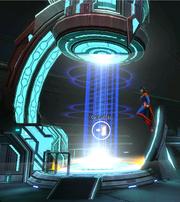 Watchtower teleporter