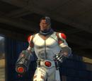 BOUNTY: Cyborg