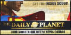 Daily Planet advertisement (Superman)