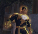 Fearsome Black Adam
