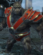 Gorilla Trooper