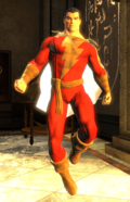 Captain Marvel (Oblivion Bar)