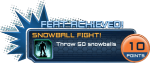 Feat - Snowball Fight