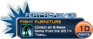Feat - Fishy Furniture