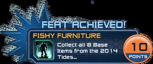 Feat - Fishy Furniture