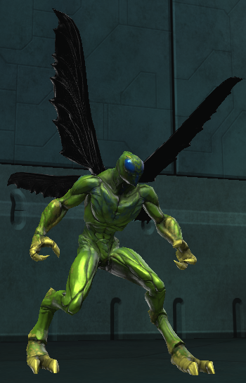 insectoid form dc universe online wiki fandom powered