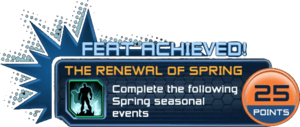 Feat - The Renewal of Spring