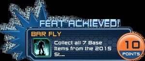 Feat - Bar Fly