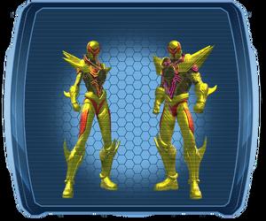 Dcuo armor slots