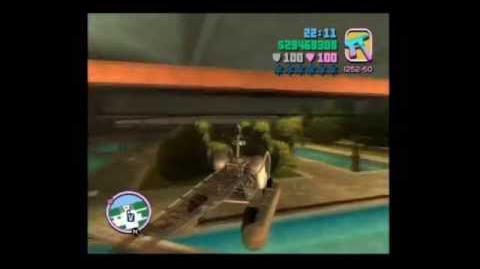 GTA Vice City Glitches & Bugs