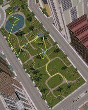 GTA III Spazierfahrt im Park Übersicht.jpg