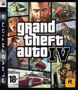 GTA 4 PlayStation3