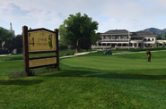 Los Santos Golf Club Par 4
