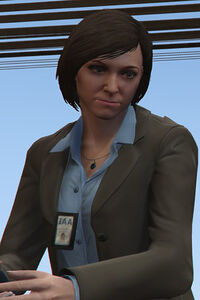 DANIELS, Karen, Grand Theft Auto V, GTA 5.jpg