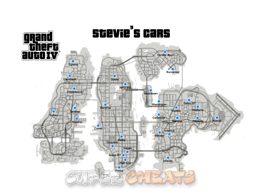 Internet Cafe Gta  Location Map