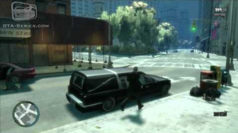 GTA IV - Undertaker (Francis McReary)