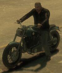 Die Wolfsbane in GTA IV