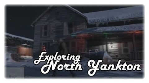 GTA V EXPLORING NORTH YANKTON How to get out of the restricted Area GLITCH PS3-0
