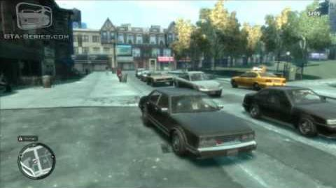 GTA IV - Easy Fare