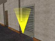 Kleiderschrank-Tür, Haus der Johnsons, SA.PNG