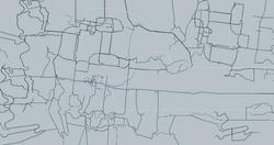 Die Karte des Staates