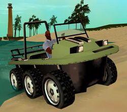 Der Splitz-6 ATV