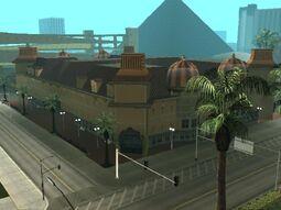 Der Casino-Komplex