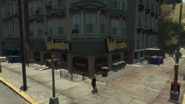 Wigwam Burger in Alderney GTA IV