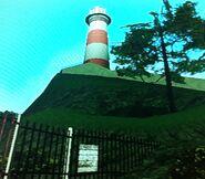 Portland Rock Leuchtturm