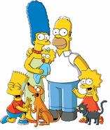 SimpsonsFamilie