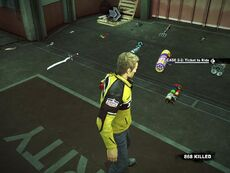 Dead rising 2 safe house mod alot of weapons (2)